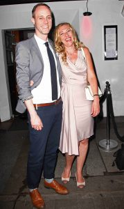 Tamara and Andre at London Boutiques