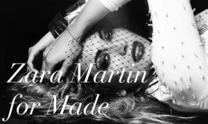 Zara Martin for Made
